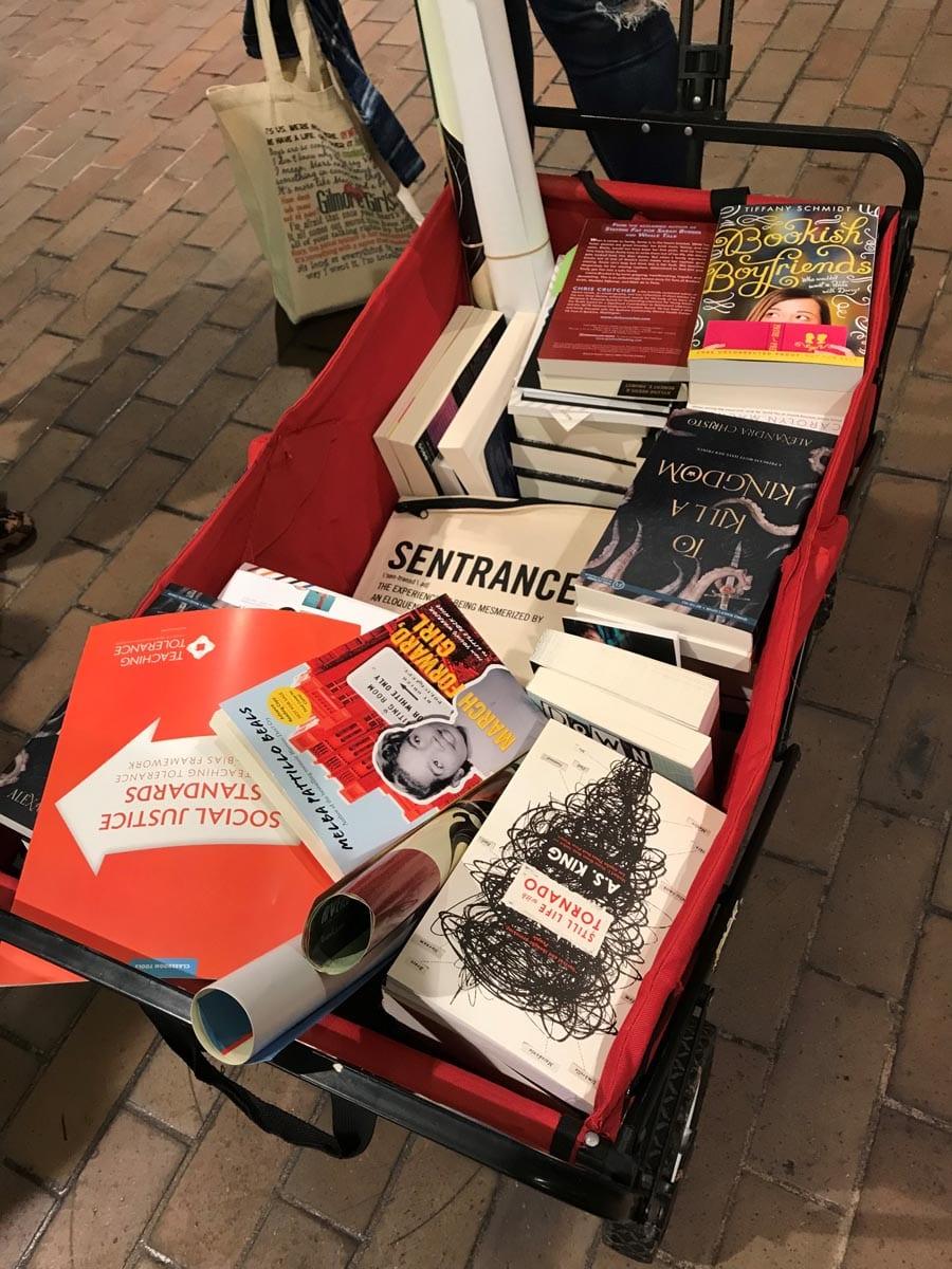 Wagon of Books