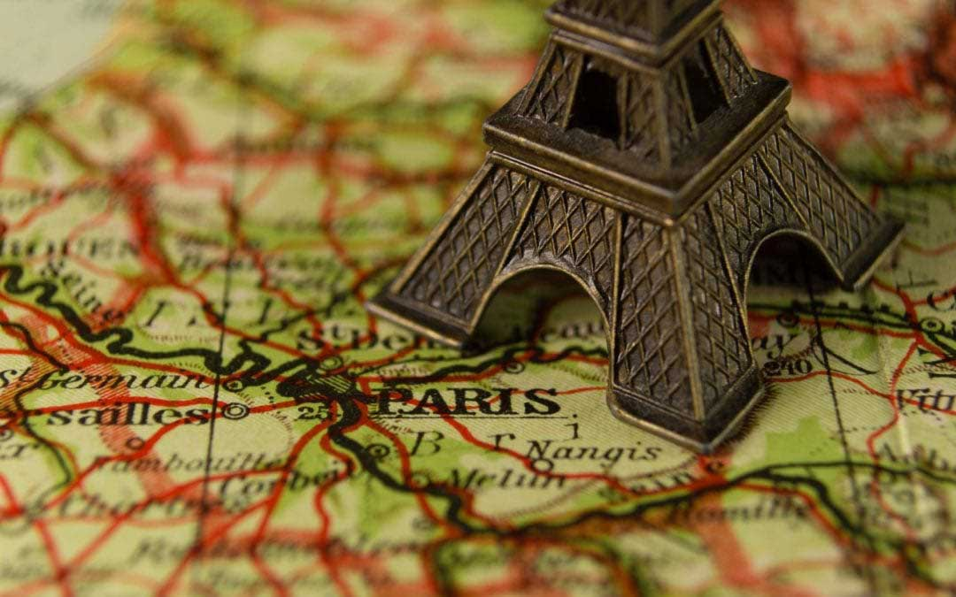 A Valentine Story: An American in Paris
