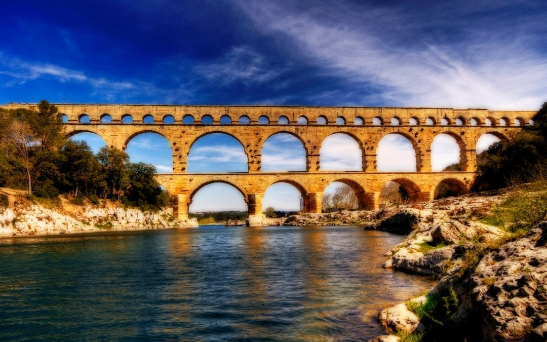 Visiting the Pont Du Gard, An Ancient Roman Monument